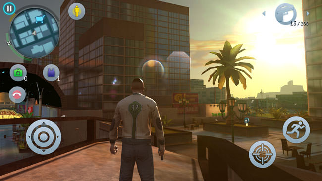 Gangstar Vegas на Xiaomi Redmi Note 2 (1)