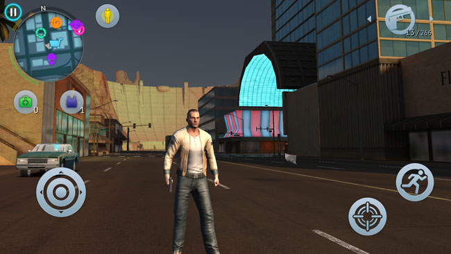 Gangstar Vegas на Xiaomi Redmi Note 2 (2)