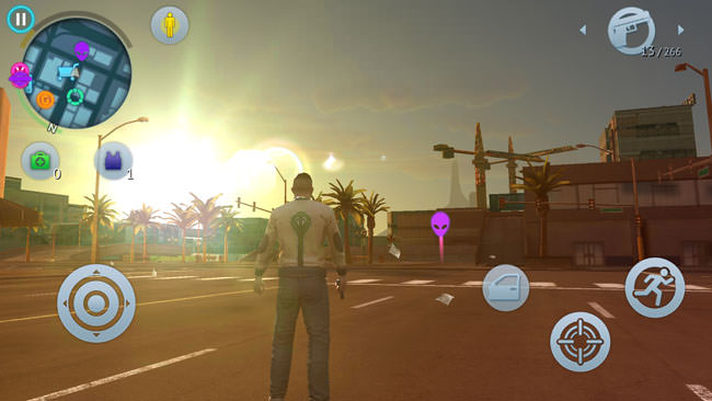 Gangstar Vegas на Xiaomi Redmi Note 2 (3)