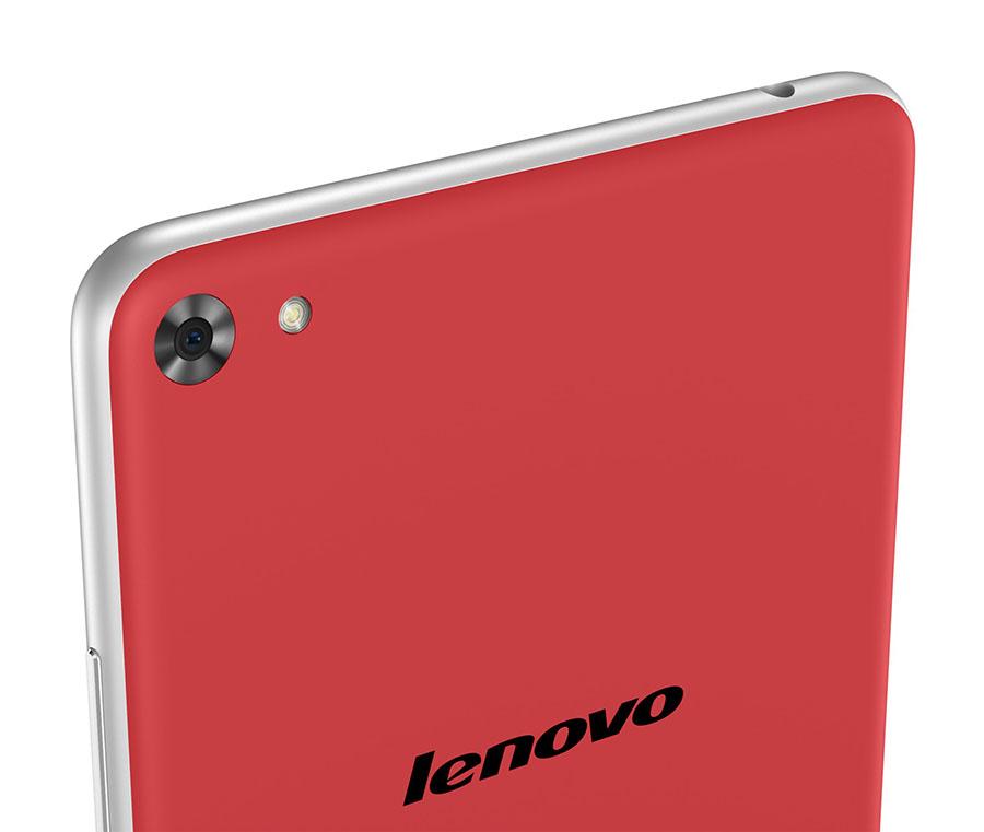 Lenovo PHAB красный (только сзади)