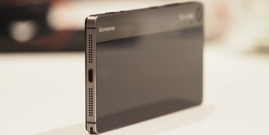 Lenovo Vibe Shot серый