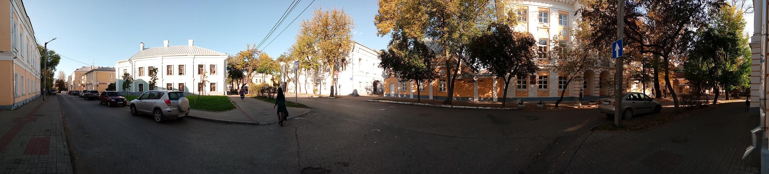 Панорамный снимок с MeizuM2 mini