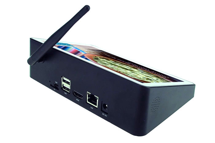PIPO X9 TV Box разъемы и порты