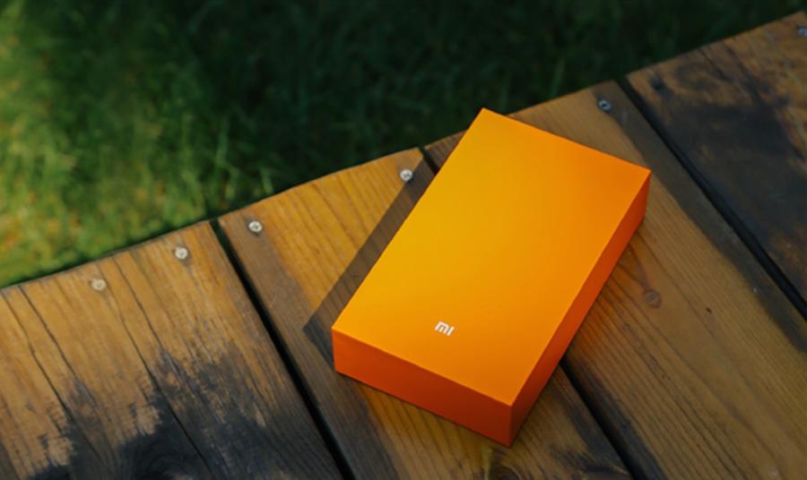 Xiaomi Mi4C коробка