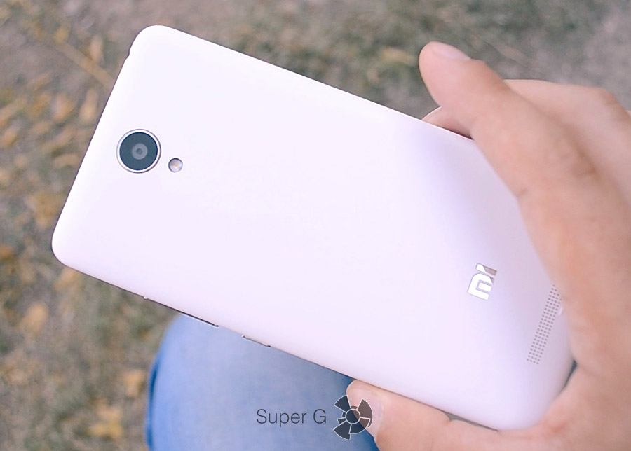 Xiaomi Redmi Note 2 крышка
