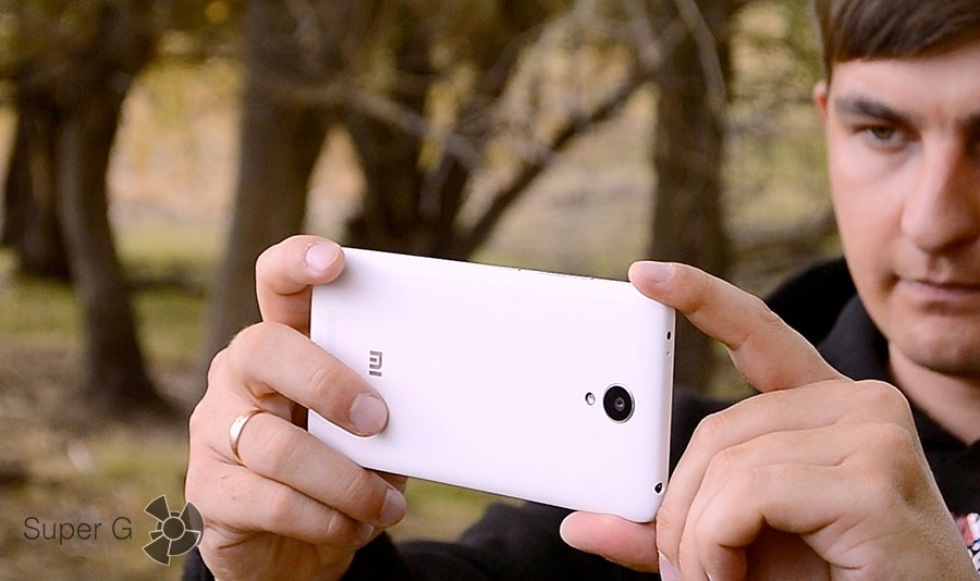 Xiaomi Redmi Note 2 основная камера 2