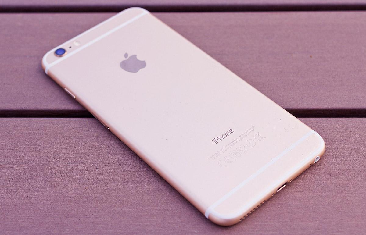 iPhone 6S золотой или розовый?