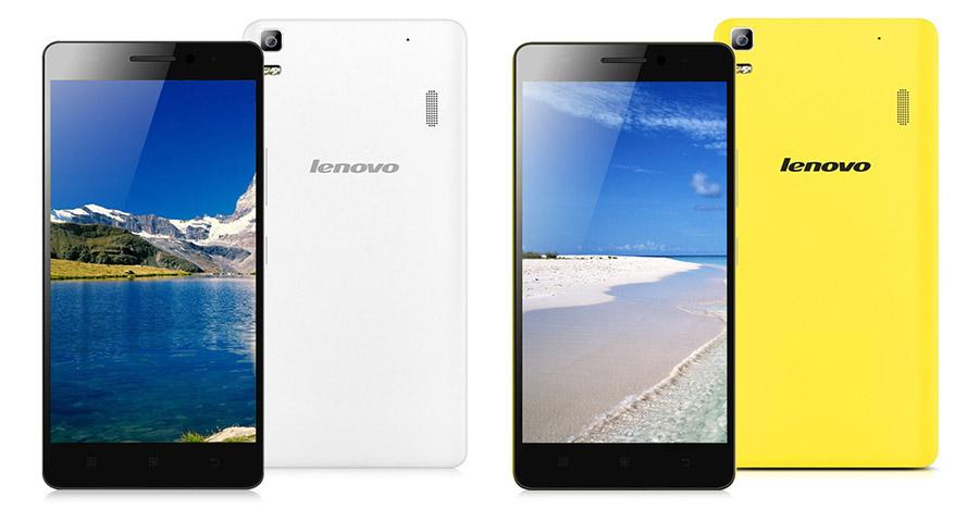 Белый Lenovo K3 Note