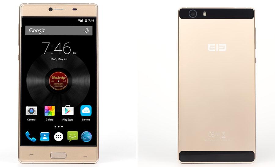 Дизайн и внешний вид смартфона Elephone M2