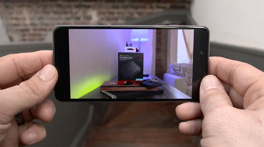 Камера OnePlus X