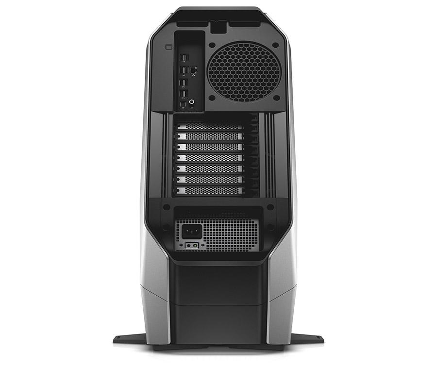 Компьютер Dell Alienware Area 51, разъемы и интерфейсы