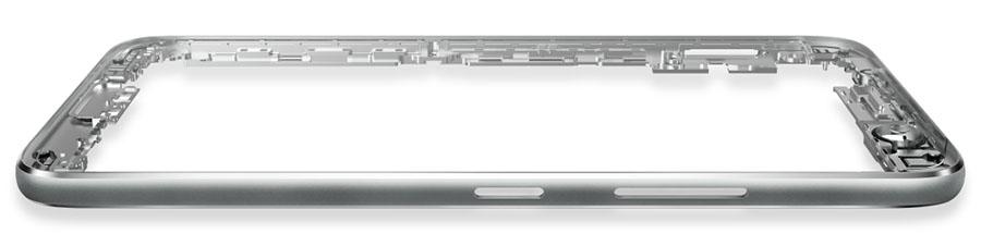 Металлический бампер ZUK Z1