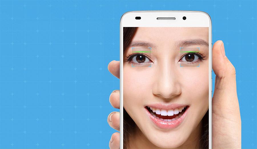 Распознавание владельца смартфоном TCL 3S M3G по глазам