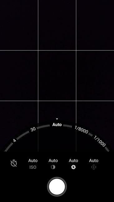Ручной режим съемки на камеру OnePlus 2