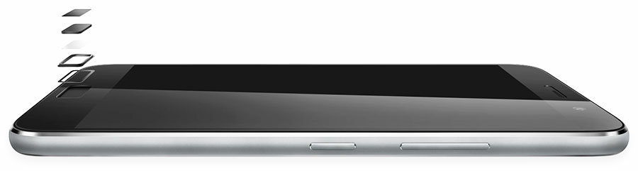Сканер отпечатков пальцев U-Touch в Lenovo ZUK Z1
