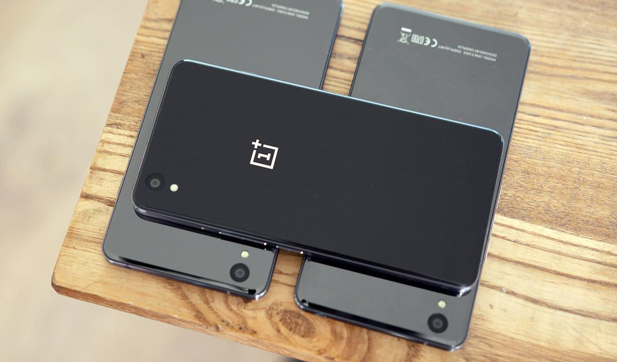Черный OnePlus X