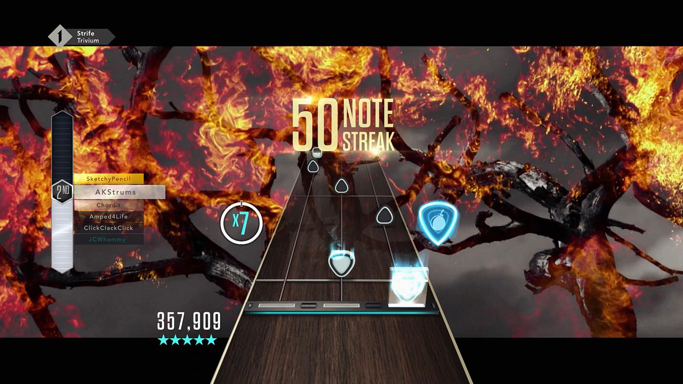 Guitar Hero Live GH Live