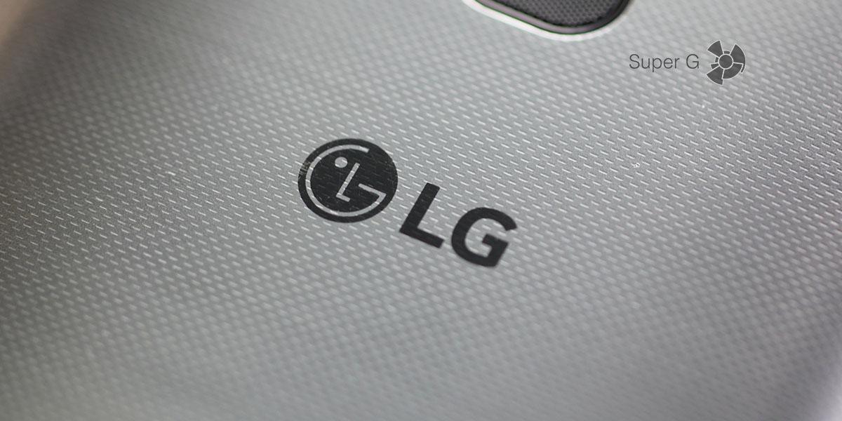 Фактурная поверхность задней крышки LG G4 Stylus