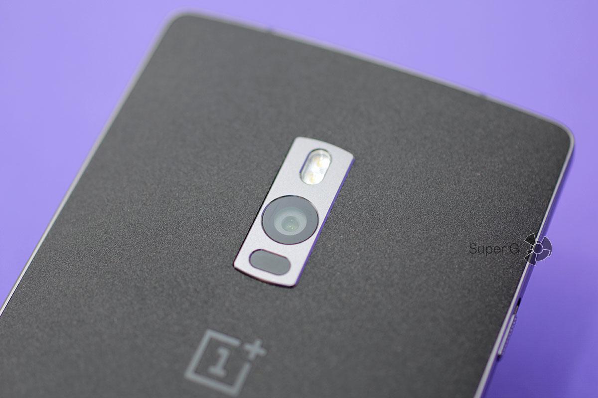 Лазерный автофокус на OnePlus Two
