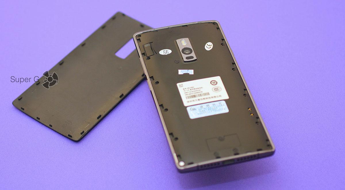 Под крышкой OnePlus Two