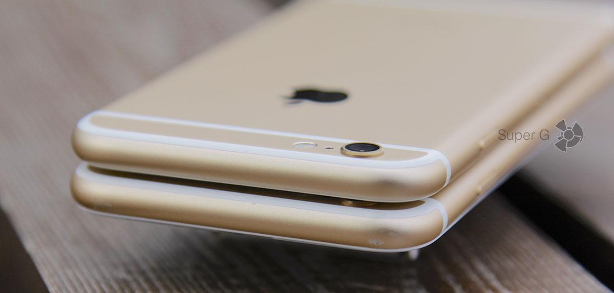 Корпуса для iPhone 6S и iPhone 6