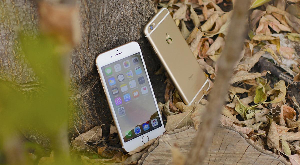 Большой обзор iPhone 6S и iPhone 6