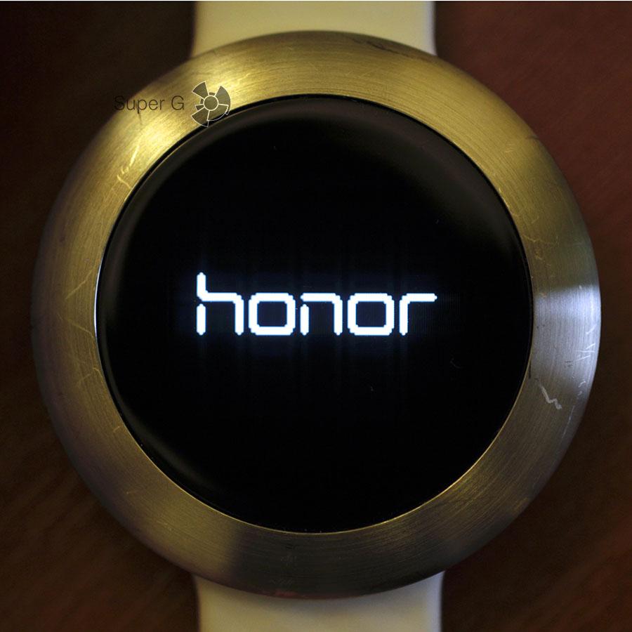 Дисплей Honor Band