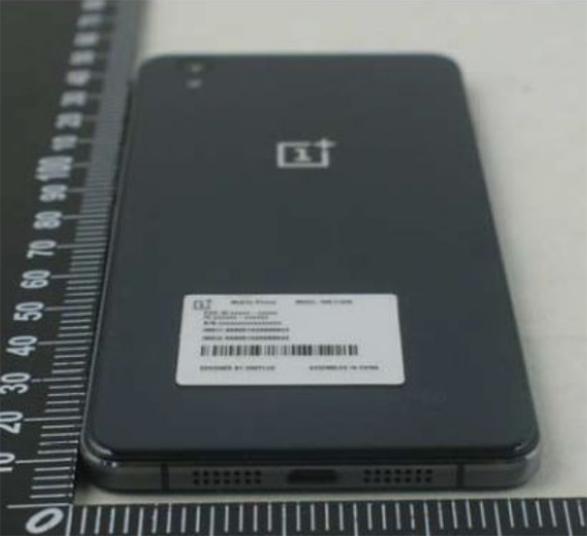 OnePlus X шпионское фото