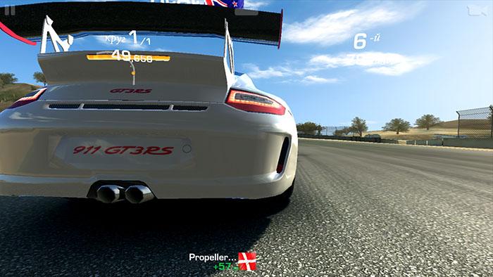 Real Racing 3 для OnePlusTwo