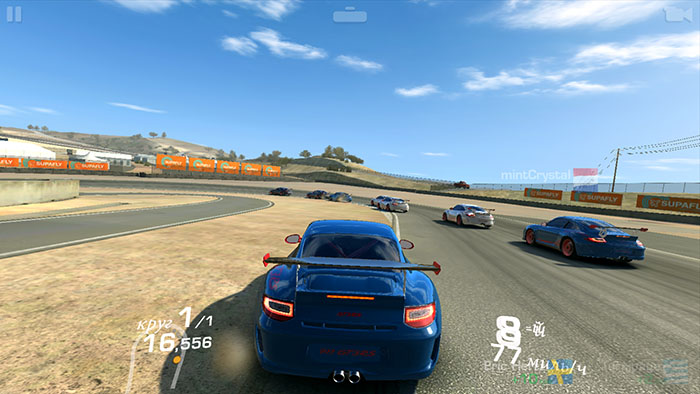 Real Racing 3 и OnePlusTwo