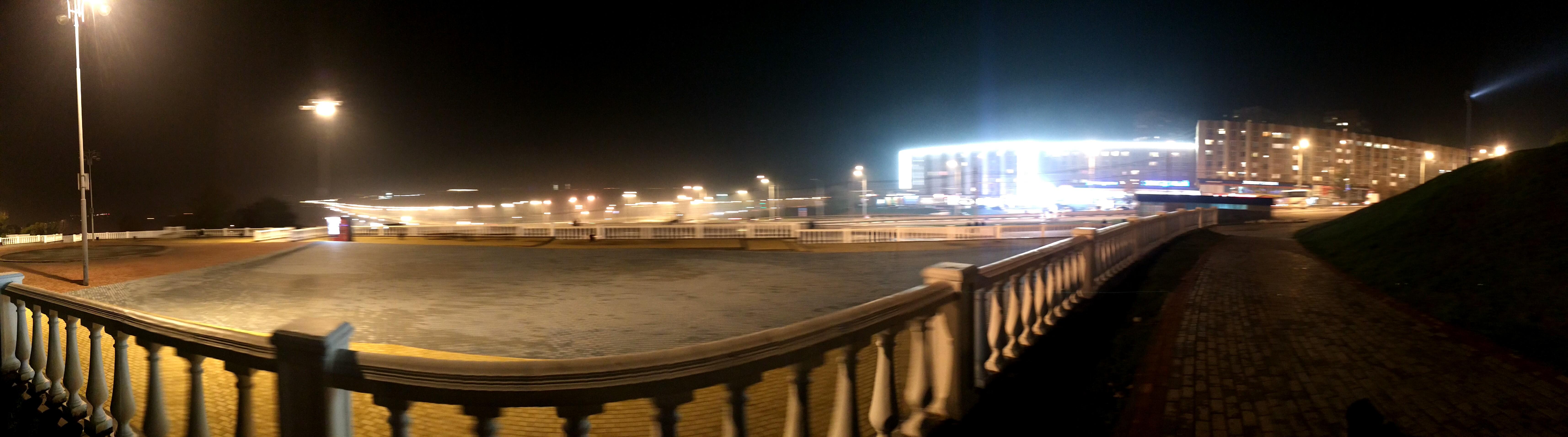 Панорама с OnePlus Two