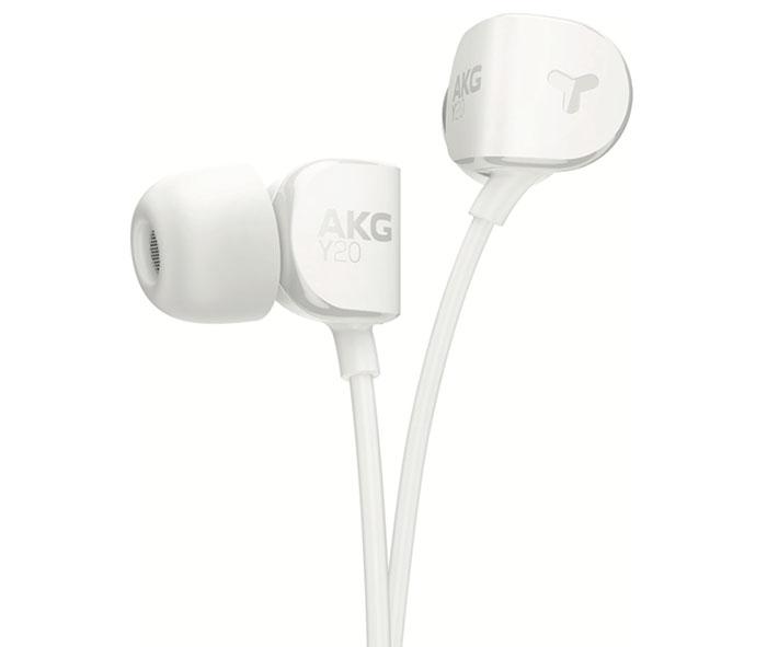 Белые AKG Y20