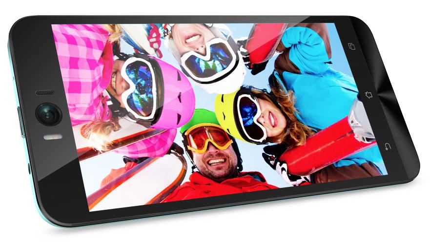Камера Asus Zenfone Selfie на 13 мегапикселей