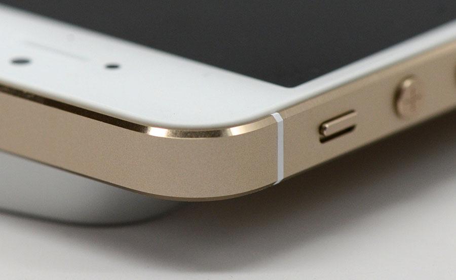 Края iPhone 5S