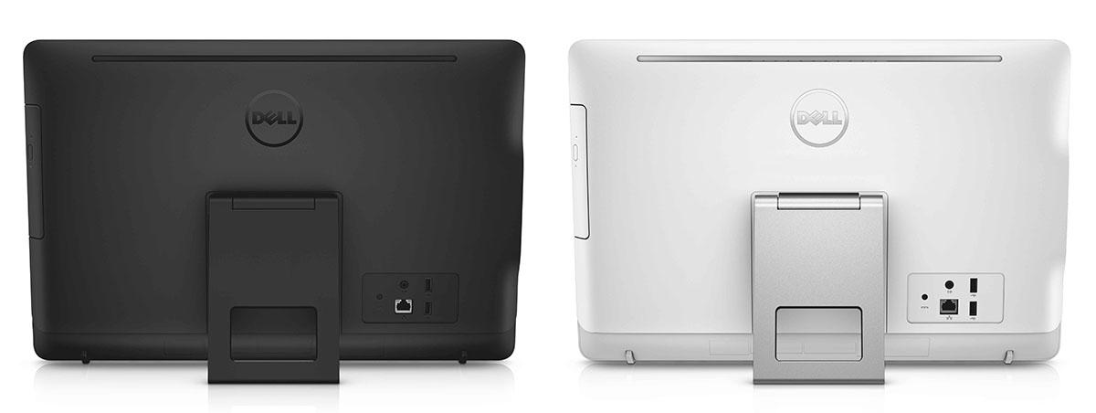 Моноблок черный и белый Dell Inspiron 20 модель 3052 (00000b90)