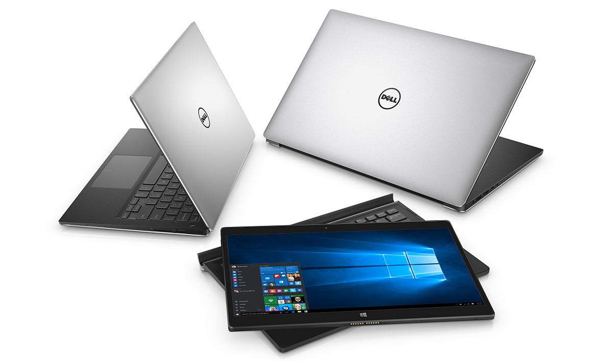 Новая линейка ноутбуков Dell XPS 12, 13 и 15 с процессором Intel 6-ого поколения