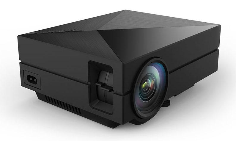 Регулировка линзы на проекторе GM60