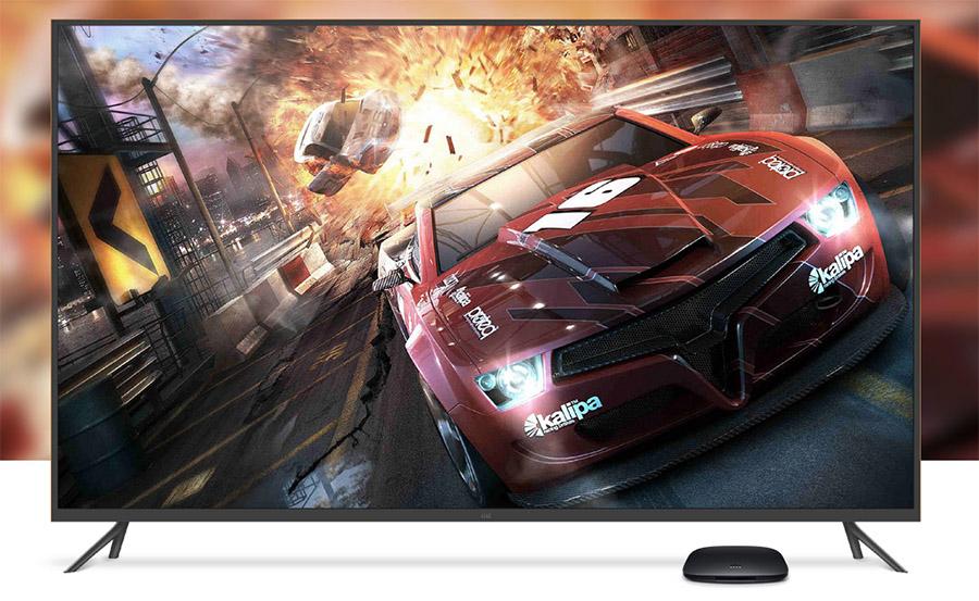 ТВ плеер для телевизора Xiaomi Mi Box Pro