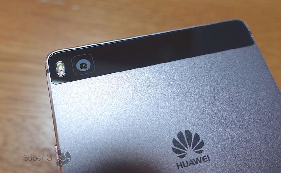 Основная камера Huawei P8