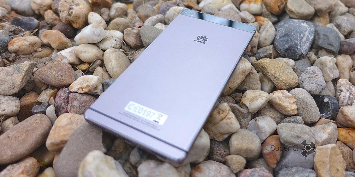 Цена и отзывы смартфона Huawei P8