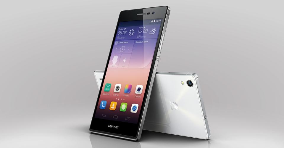 Huawei P7 2014 года