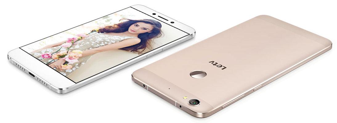 LeTV Le 1s - смартфон со сканером отпечатков пальцев