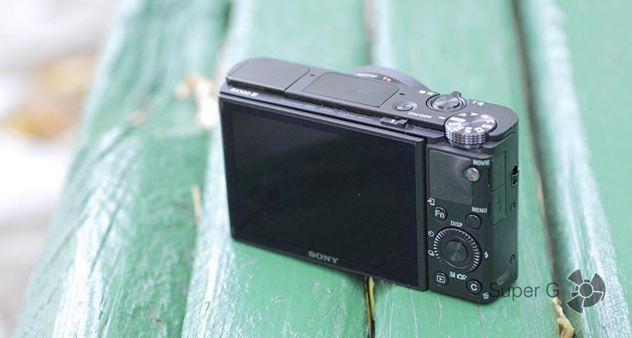 Фотоаппарат для съемки Ultra HD видео