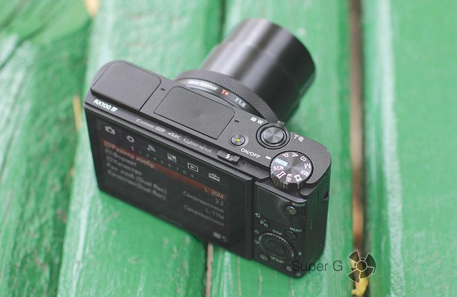 Корпус Sony RX100M4