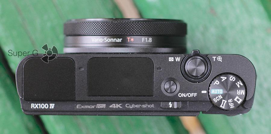 Камера сверху (4K video)