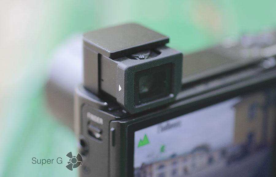 Видоискатель Sony RX100M4