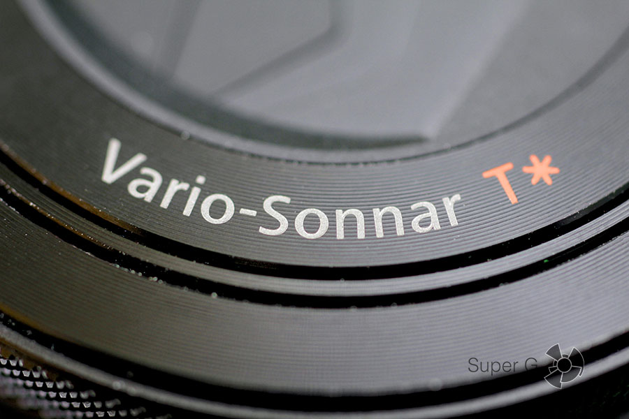 ZEISS Vario Sonnar T* в камере Sony