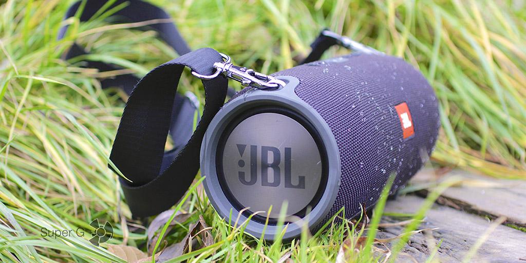 Качество звука и отзыв JBL Xtreme