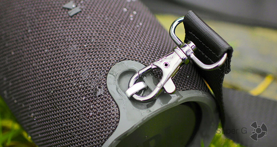 Металлические ушки для крепления ремешка