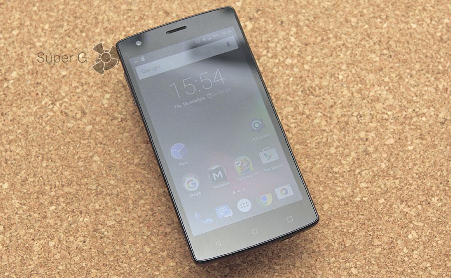 Отзывы о смартфоне Fly Cirrus 1 FS502